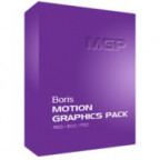 Boris Motion Graphics Pack for Adobe CS6 / CS5.x / CS4 (Download) Mac