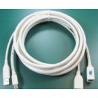 Circuit Mini DisplayPort and USB Combination Extension Cable