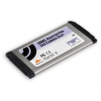 Sonnet SDHC Adapter for SxS Camera Slot or ExpressCard/34