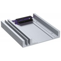 "Sonnet Transposer, 2.5"" SATA SSD to 3.5"" Removable Tray Adapter"