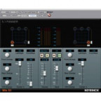 Neyrinck Mix 51 Surround Panner and Mixer for Pro Tools LE/M-Powered
