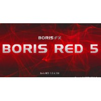 Boris RED 5 (Download) Mac