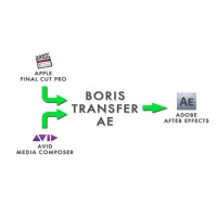 Boris Transfer AE (Download) Mac