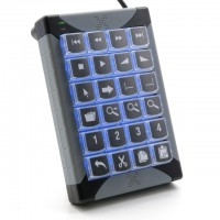 P.I.Engineering X-keys XK-24 Programmable Keypad