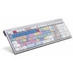 Logic Adobe Premiere Pro CS 6 Slim Line Wireless PC Keyboard
