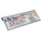 Logic Adobe Premiere Pro CC - Slim Line Keyboard PC