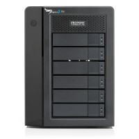 Promise (HE152ZM/A) Pegasus 2 R6 with 6*2Tb HDD Thunderbolt