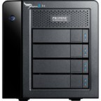 Promise (HE151ZM/A) Pegasus 2 R4 with 4*2 Tb HDD Thunderbolt
