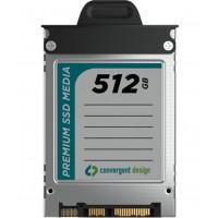 Convergent Design 512GB SSD