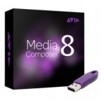Avid Media Composer 8 with Dongle