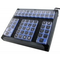 P.I.Engineering X-keys XK-60 USB Keyboard