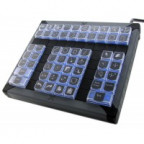 P.I.Engineering X-keys® XK-60 USB Keyboard