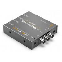 Blackmagic Mini Converter - SDI to Audio 4K