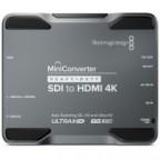 Blackmagic Mini Converter Heavy Duty - SDI to HDMI 4K