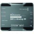 Blackmagic Mini Converter Heavy Duty - SDI to Analog 4K