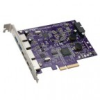 Sonnet Tempo SATA Duo 2-Port 6Gb eSATA + 4 charging port USB 3.0 (2ext. + 2int.) PCIe 2.0 Card [Thunderbolt compatible]
