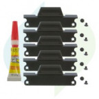 Convergent Design SSD Handle and Mounting Screw Pack