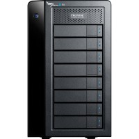 Promise (HJDE2ZM/A) Pegasus 2 R8 with 8 x 6TB SATA HDD Incl Thunderbolt cable