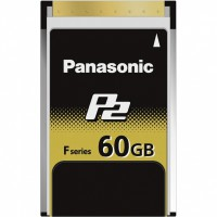 Panasonic AJ-P2E060FG карта P2 60GB