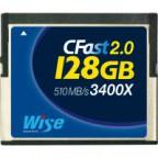 Wise CFA-1280 128GB CFast 2.0 card