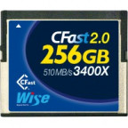 Wise CFA-2560 256GB CFast 2.0 card
