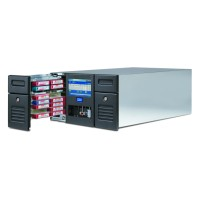 Qualstar RLS-8350 w/ 1 LTO 7 SAS Drive