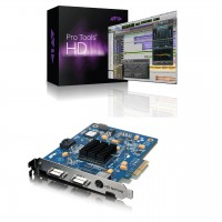 Avid Pro Tools HD Native PCIe with Pro Tools | HD Software