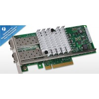 Sonnet Presto 10GBE SFP+ Ethernet 2-Port PCIe Card (Thunderbolt compatible)