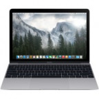 Apple (MLH72)MacBook 12-inch Retina Core m3 1.1GHz/8GB/256GB/Intel HD 515/Space Gray