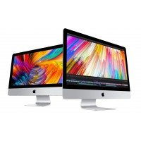 Apple (MNED2RU/A) iMac 27 inches 4-core Intel/Core i5/3,8GHz/8Gb/HDD/2Tb Fusion/5K Retina/Radeon Pro 580 8GB /Mac OS Yosemite/Silver