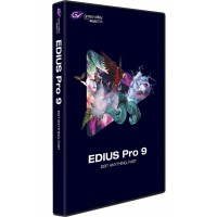 Grass Valley EDIUS Pro 9 EDU (serial)