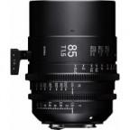 Sigma 85mm T1.5 FF CE (M) CANON EF
