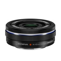 Olympus M.Zuiko Digital ED 14-42mm f/3.5-5.6 EZ черный