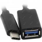 Кабель-переходник USB 3.0 AF -> USB-C M