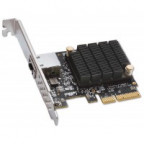 Sonnet Presto Solo 10GBASE-T Ethernet 1-Port PCIe Card [Thunderbolt compatible]