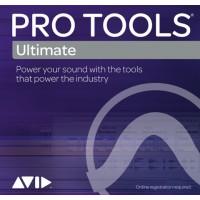 Avid Pro Tools | Ultimate - 1-Year Subscription RENEWAL