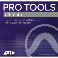 Avid Pro Tools | Ultimate 1-Year Software Updates + Support Plan NEW (Electronic Delivery)