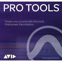 Avid Pro Tools 1-Year Subscription NEW