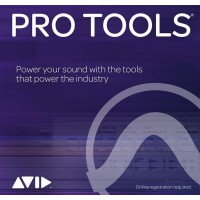 Avid Pro Tools 1-Year Software Updates + Support Plan NEW
