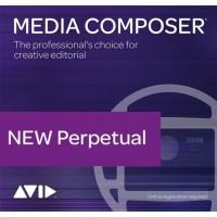 Avid Media Composer Perpetual License NEW