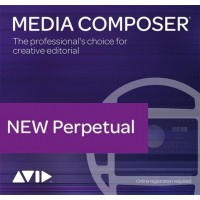Avid Media Composer Perpetual License NEW EDU (Institution, Student, Teacher) + Dongle Kit