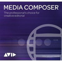 Avid Media Composer 1-Year Subscription RENEWAL (Electronic Delivery)
