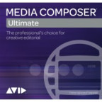 Avid Media Composer | Ultimate 1-Year Subscription RENEWAL (Electronic Delivery)