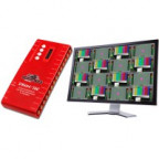 Decimator DMON-16S: 16 Channel Multi-Viewer w/ HDMI, SDI Outputs for 3G/HD/SD