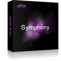 Avid Media Composer Perpetual | Symphony Option (Electronic Delivery)