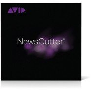 Avid Media Composer Perpetual | NewsCutter Option (Electronic Delivery)