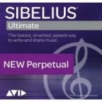 Avid Sibelius | Ultimate Perpetual License NEW Education (Electronic Delivery)
