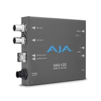 AJA HA5-12G-2T