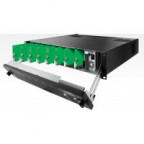 Blackmagic OpenGear 20 Slot Frame (with cooling fans and one PSU) OGX-FR-CN-P