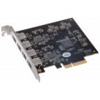 Sonnet Allegro Pro USB 3.2 PCIe Card (4x10Gb charging ports)